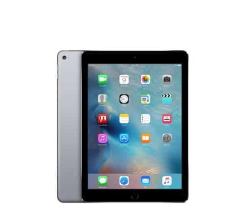 ipad air 2 128 gb space grey con 4G/wifi segunda mano