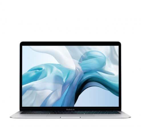 MacBook Air plata