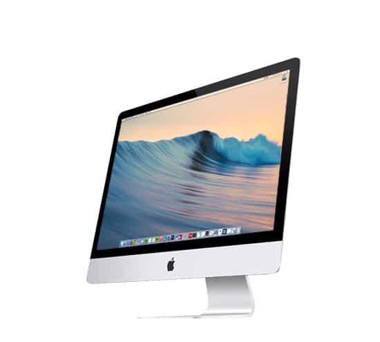 alquiler iMac 27 en Barcelona