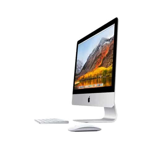 iMac 4K A2116 de costado