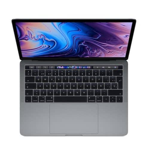 """MacBook Pro 13"""" touchbar segunda mano"""