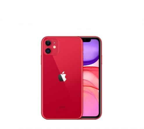 comprar iphone 11 rojo