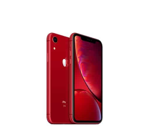 comprar iPhone XR color rojo
