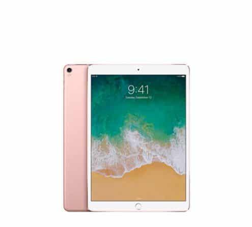 iPad pro 10,5 rosa