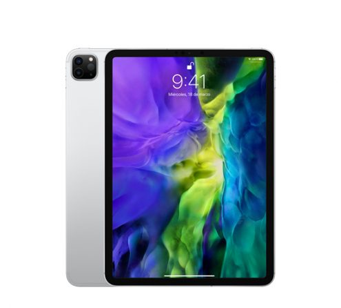 iPad Pro 11 silver