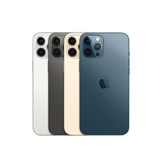 colores iPhone 12 pro max