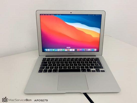 Macbook air 13 early 2014 segunda mano