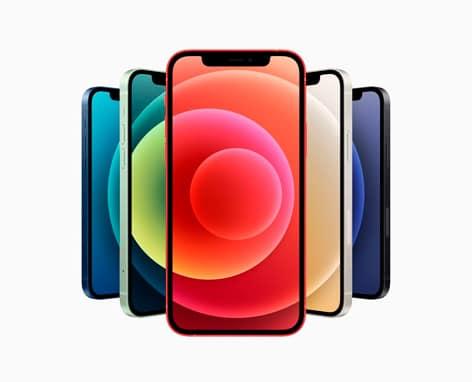 Colores nuevo iPhone 12
