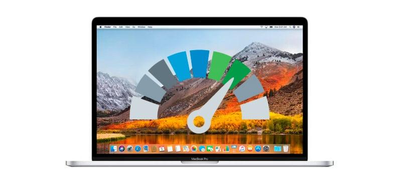 mejorar rendimiento Mac